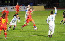 La selecció cau en l'estrena a casa (0-2)