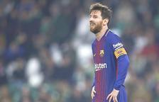 El Barça rep el Betis amb les novetats de Messi i Umtiti