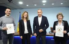 Veritas i Bio Bio, primeres empreses a rebre el diploma per col·laborar en la gestió de residus