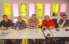 Els presidents dels principals sindicats de la plataforma van explicar el desacord.