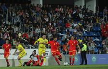 Àlex Martínez, Ricard Fernández i Sebas Gómez, novetats de la selecció per rebre a Geòrgia
