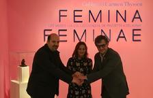 El Museu Carmen Thyssen i el MoraBanc signen un conveni de col·laboració