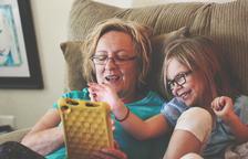 Impacte de la fatiga ocular entre adults i nens