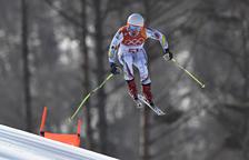 Marc Oliveras acaba setè al descens de la Nor-Am Cup