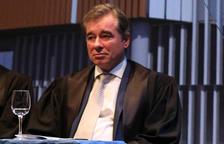 Joan Manel Abril serà el nou magistrat del TC