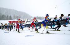 Irineu Esteve segueix al Top-30 del Tour de Ski a falta d'una prova