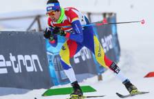 Irineu Esteve aconsegueix un Top-10 històric