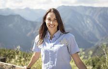 Natàlia Gallego és la presidenta de la Federació Motociclista