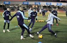 El Barça no vol sorpreses contra l'Eibar