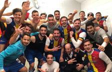 El nou FC Andorra de Piqué aconsegueix la primera victòria