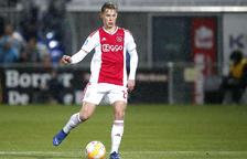 Frenkie de Jong planta el Barça i fitxarà pel PSG