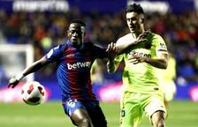 El Llevant denuncia el Barça per alineació indeguda