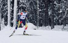 Carola Vila acaba desena al Mundial júnior d'esquí de fons