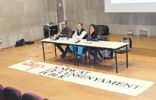 El sindicat de mestres també planta la ministra Eva Descarrega