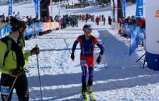 Xavi Areny, al top 30 de la Font Blanca