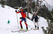 Xavi Areny acaba 35è a la cursa individual de la Copa del Món de La Dévoluy