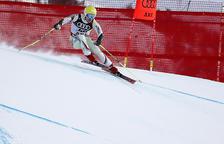 Marc Oliveras acaba 35è al supergegant del Mundial