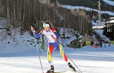 Carola Vila participarà al Mundial absolut sent júnior