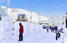Una família i 500 tones de neu