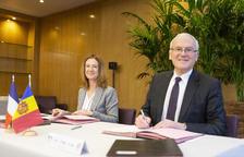 FEDA signa un conveni amb Electricité de France per incorporar el model energètic
