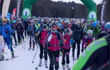 Tret de sortida de La Sportiva Andorra Skimo més exigent