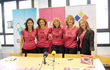 La Pal Skimo femenina, amb el projecte Joves en inclusió