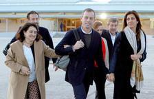 L'ambaixador a Madrid i un ministre van visitar Besolí a la presó