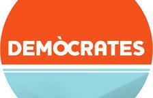 DA canvia el logo i potencia la marca de 'demòcrates' durant la campanya electoral
