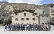La candidatura a la Unesco de la construcció del Coprincipat inicia el camí