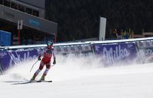 Sofia Goggia domina els primers entrenaments a Grandvalira