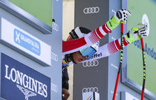 Stephanie Venier, la més ràpida a la pista de l'Àliga