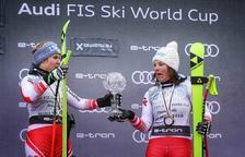 Nicole Schmidhofer guanya la general de la Copa del Món al Tarter