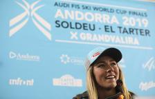 Mikaela Shiffrin esdevé campiona del món en súper gegant