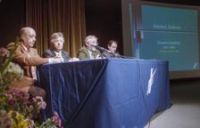 Presentació del projecte de connexió a Internet el 24 de gener del 1996