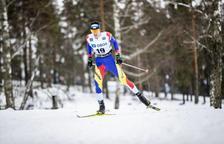 Històric novè lloc d'Irineu Esteve als 15 quilòmetres a la Copa del Món de Falun