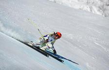 Vargas acaba 20è al descens del Nacional de Mònaco