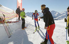 Nou Top-30 per a Xavi Areny a Suïssa