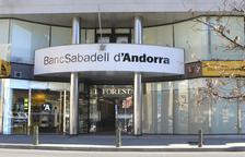 BancSabadell guanya 10,24 milions d'euros durant el 2018