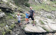 Gaudir de la natura amb la família