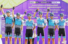 Samu Ponce, 40è al Tour de Tailàndia