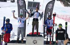 Axel Esteve guanya el gegant FIS de Courchevel
