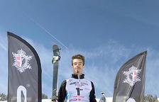 Axel Esteve acaba en desena posició al segon gegant FIS de Courchevel