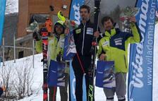 Doblet d'Axel Esteve i victòria en el gegant de Sissi Hinterreitner