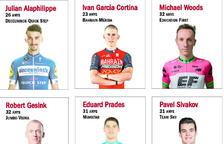 Andorra ja és el país amb més ciclistes professionals residint