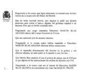 La confusa declaració de Villarejo embolica el cas Banco Madrid