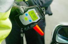Setze detinguts per conduir sota els efectes d'estupefaents o alcohol en set dies