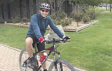 Bicicleta per salut i per connectar amb la natura