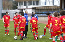 Andorra acollirà el Torneig de desenvolupament UEFA 2020
