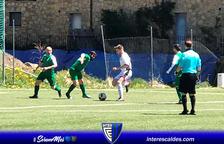L'Sporting Escaldes acaba amb sis jugadors el partit davant de l'Inter B