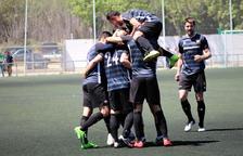 L'FC Andorra guanya a Lleida i s'apropa a l'ascens  (0-2)